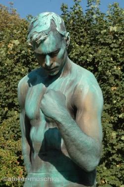 Bodypainting als Kunst am Körper